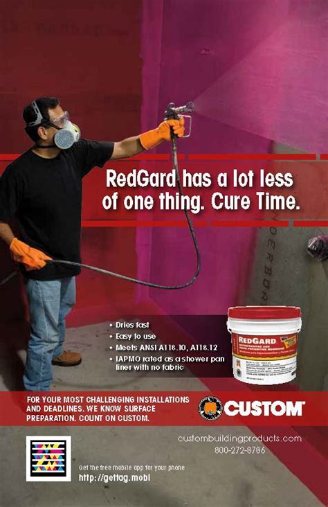 Current Ads   Custom Building Products