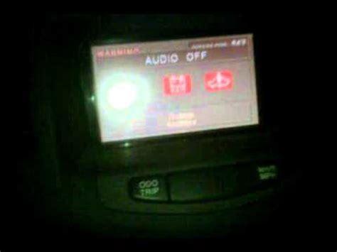 2003 prius warning lights 2001 2003 toyota prius main battery failure youtube