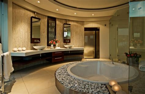 modern luxury bathrooms designs nicez dazzling modern south african home charms with elegant