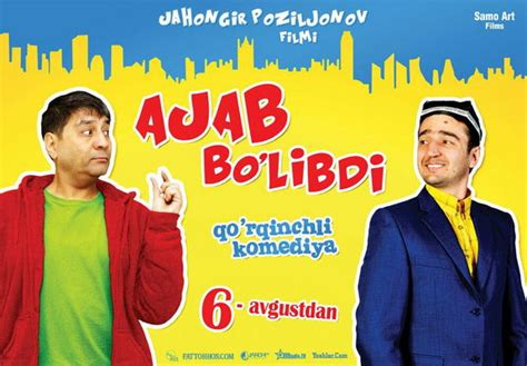 uzbek kino 2014 upcoming 2015 2016 quinariecom ajab bolibdi uzbek kino 2014 узбек фильмы 2015 2016
