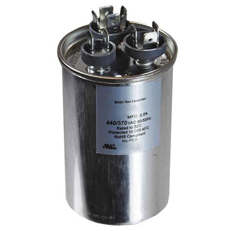 ac capacitor retail partners choice 01 0270 40 10 370 dual run capacitor