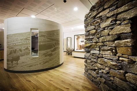 wall interior designs for home a ravishing stoned interior wall brings a cool feeling to