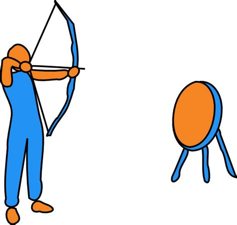 Archery Clipart Free archery clip at clker vector clip royalty free domain