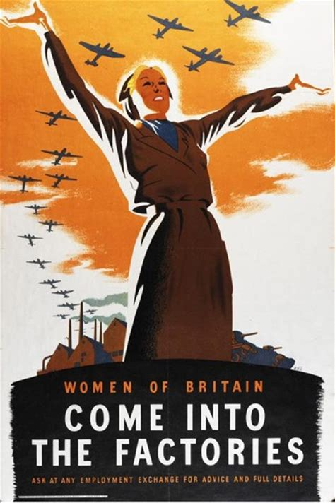 what the home front posters of ww2 still for us today