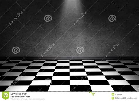 black and white check floor stock photo image of checks