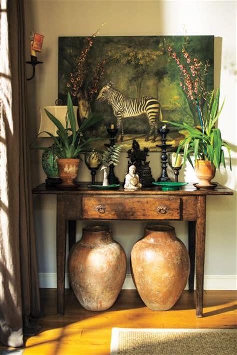 cool mix  plants  artistic objects   life