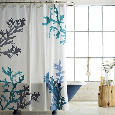sea themed curtains cool ocean themed shower curtain sea themed shower