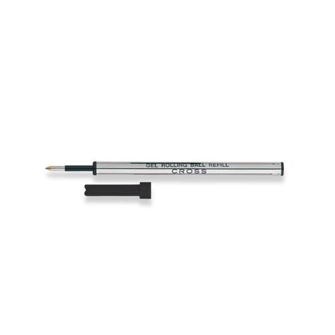 cross pen refil cross gel pen rollerball refill black levenger