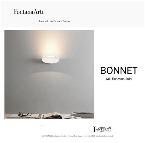 Applique Vendita by Illuminazione Fontana Arte Applique Led Bonnet Vendita