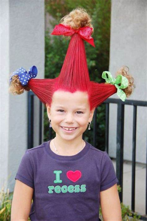 crazy hairstyles at home top 50 crazy hairstyles ideas for kids family holiday