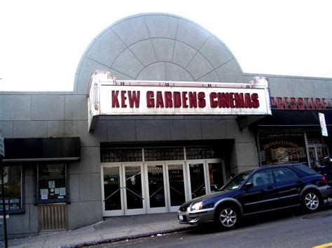 Kew Gardens Cinema Showtimes by 2005 Forest