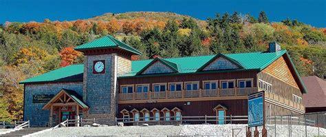 canaan valley ski base lodge omni associates architects
