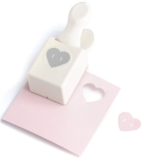 Large Paper Punches For Card - martha stewart medium punch scrapbook card craft