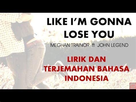 ed sheeran perfect lirik dan terjemahan meghan trainor like i m gonna lose you ft john legend