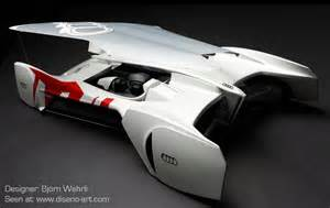 Electric Cars Future 2040 Audi Makaon Speedsailor Concept Cars Diseno