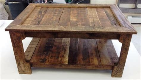 Rustic Pallet Coffee Table The World S Catalog Of Ideas