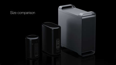 Mac Pro what would an apple mac pro 2 look like here s a concept