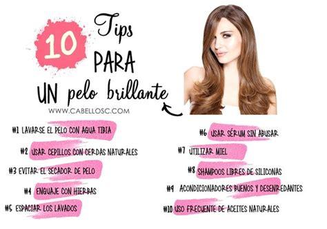 10 Tips Sobre Cmo Tener Cortes De Pelo Largo Rpidamente | 17 best images about haircare cuidados del cabello on