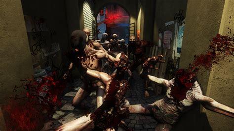 new killing floor 2 gameplay video shows disturbing enemies gt gamersbook