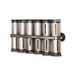 magnetic mountable spice rack in spice racks