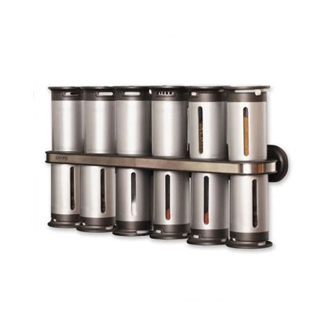 Spce Rack by Magnetic Mountable Spice Rack In Spice Racks
