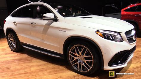 mercedes benz gle class gle amg coupe exterior