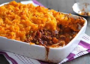 cottage pie with sweet potato mash recipe beef and vegetable stew with sweet potato