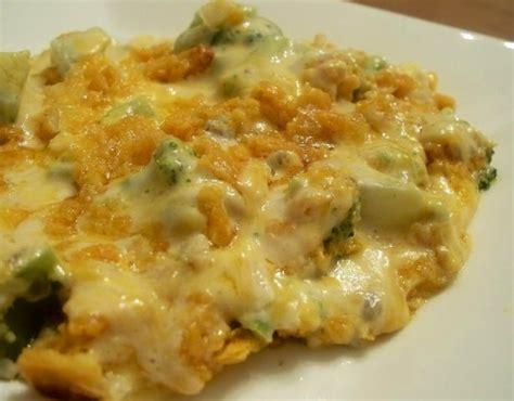 great broccoli casserole recipe using cheez its