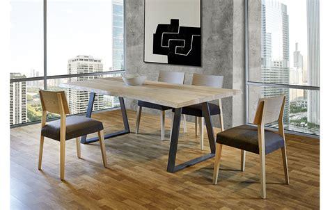 ver muebles de comedor mesa de comedor madera maciza roble juli en