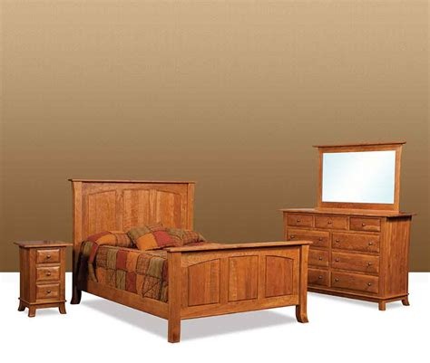 amish built bedroom furniture amish made bedroom collections
