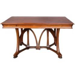 artistic dining room tables nouveau dining table at 1stdibs