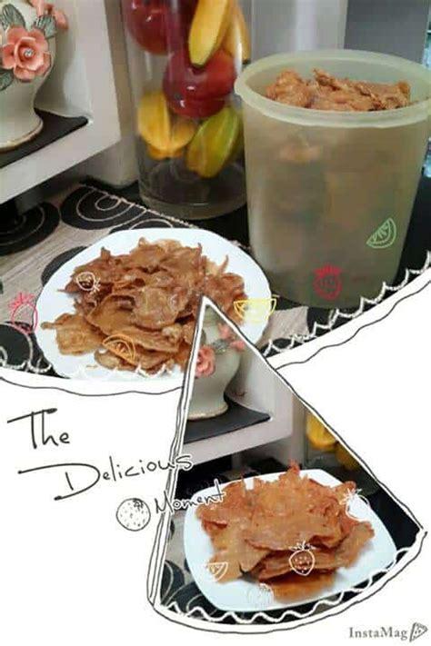 kripik kulit ayam pedas ala erna susanto ketogenic diet