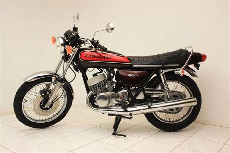 Kawasaki 2 Takt Motorrad by Kawasaki 500 Mach Iii H1 E 2 Takt 1973 Catawiki