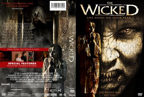 the wicked the the wicked movie dvd custom covers the wicked 2013 custom cover dvd covers