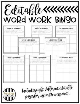 editable bingo card template best 25 bingo template ideas on bingo canada