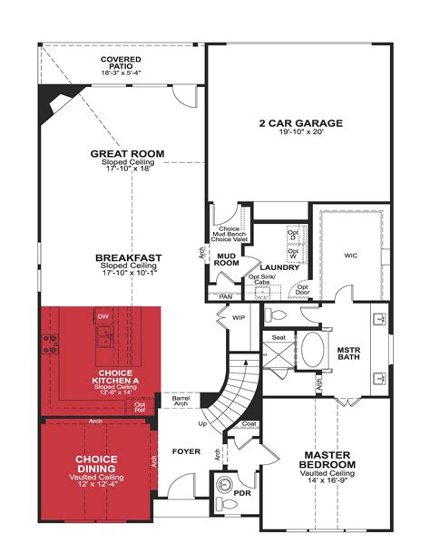 beazer homes floor plans beazer homes brighton miramonte floor plan friday