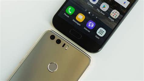 Samsung A5 Di Carrefour samsung galaxy a5 2017 vs honor 8 una scelta difficile