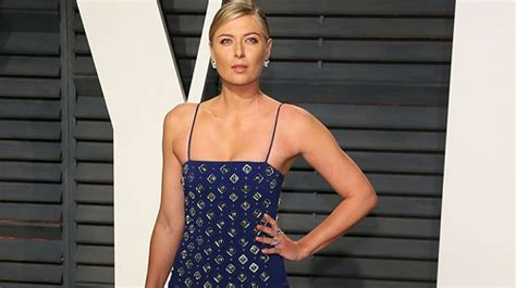 Find Me Intimidating Find Me Intimidating Says Sharapova Tsm