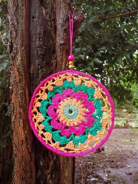 imagenes de mandalas tejidos al crochet mandalas tejidas al crochet 40 00 en mercadolibre
