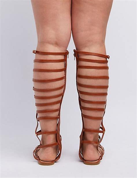 wide calf knee high gladiator sandals wide width calf knee high gladiator sandals
