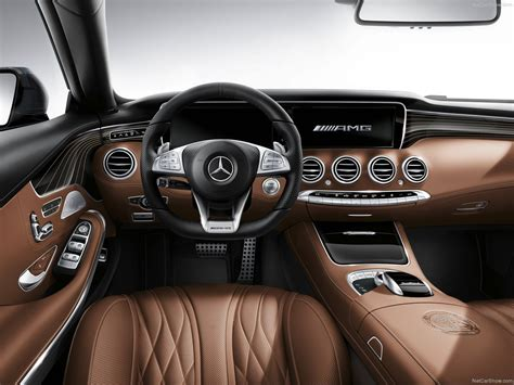 2015 S Class Interior by Mercedes S65 Amg Coupe 2015 Picture 49 1600x1200