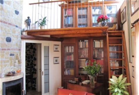 libreria soppalco librerie soggiorno a soppalco