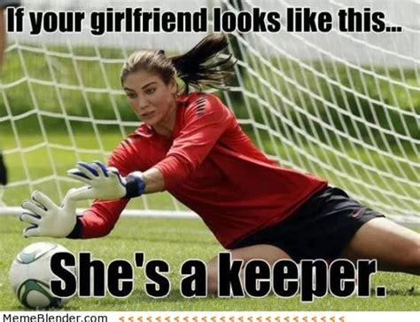 Soccer Memes - good girl gina meme
