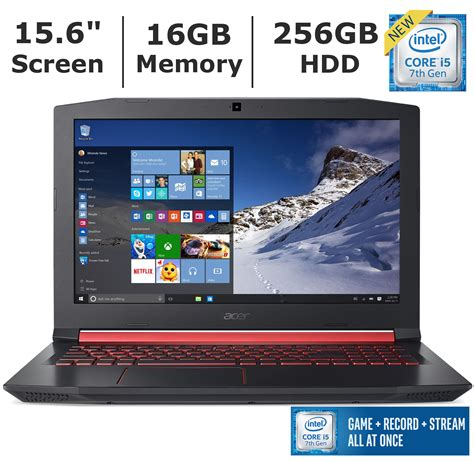 Laptop Acer I5 April new acer nitro 5 laptop intel i5 7300hq processor