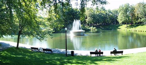 Perfect Homes by Lafontaine Park Parc Lafontaine Montreal Travel Guide
