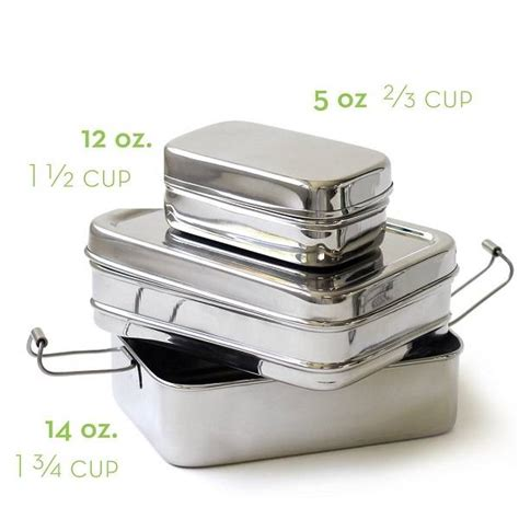 Eco Lunch Box Stainless Steel Rantang 1 Susun 2 quot 3 in 1 quot stainless steel eco lunch box