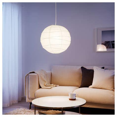 Ikea Pendant Light Shades Regolit Pendant L Shade White 45 Cm Ikea