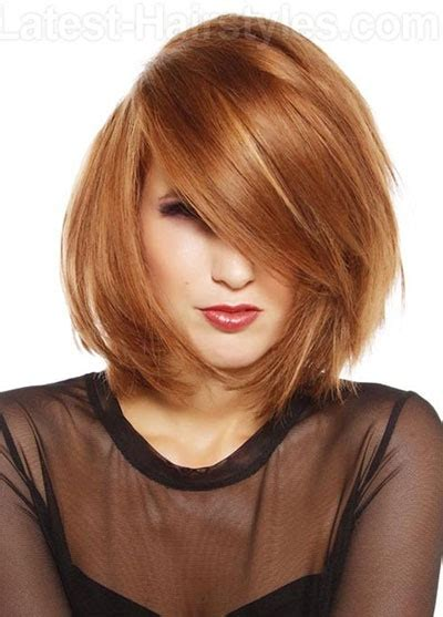 are bangs still in style in 2014 25 short bob haircut styles with bangs layers for girls