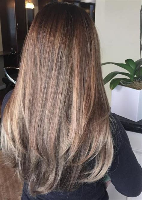 medium brown hair balayage pictures to pin on pinterest ombre straight hair balayage hairstyle balayage hair