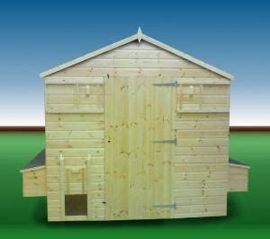 hen houses factory direct sheds uk